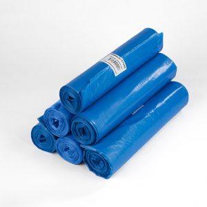 Endüstriyel Çöp Poşetleri 55x60 Orta renkli